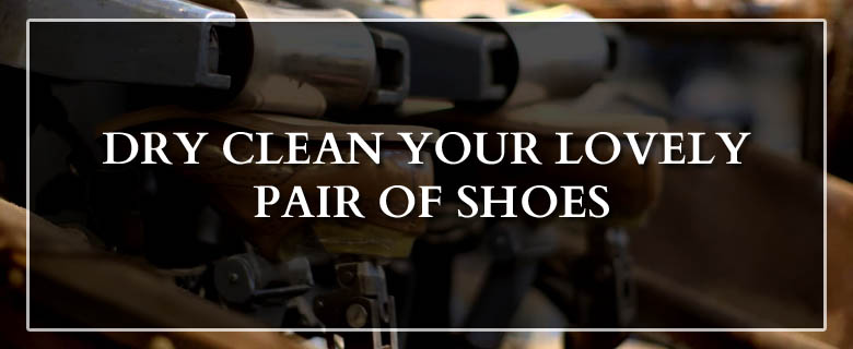 shoes Dry Clean
