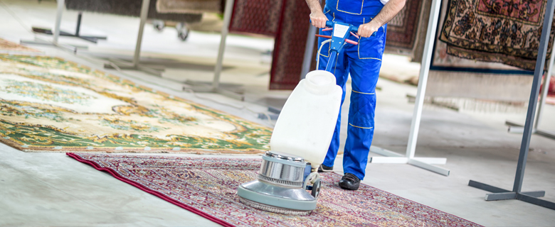 Neat and clean carpets