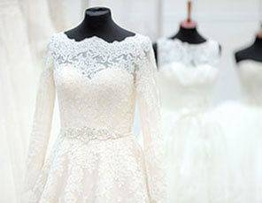 Bridal Dress Cleaning & Alterations