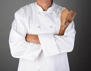 Chef Jacket Cleaning