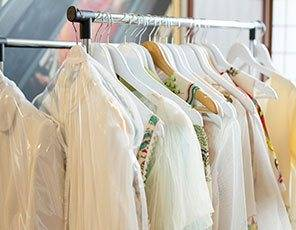 Evening Dress Dry Cleaning